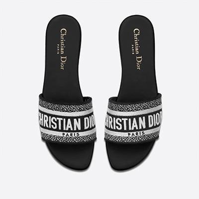 Christian Dior Dway Slide Sandals