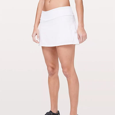 Lululemon Play Off The Pleats Mid-Rise Skirt