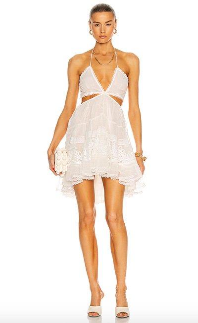 Ame Mini Dress By Rococo Sand