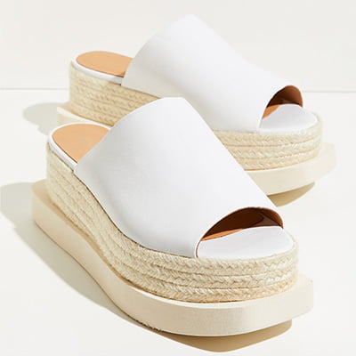 Camille Platform Sandals By Free People