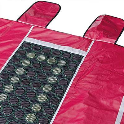 Carejoy Sauna Blanket with Jade and Germanium Stones