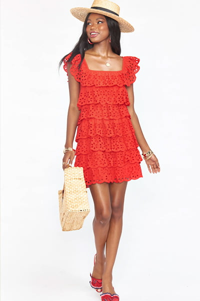 Lucy Mini Dress