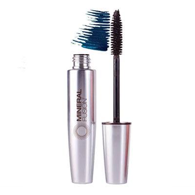 Mineral Fusion Volumizing Blue Mascara