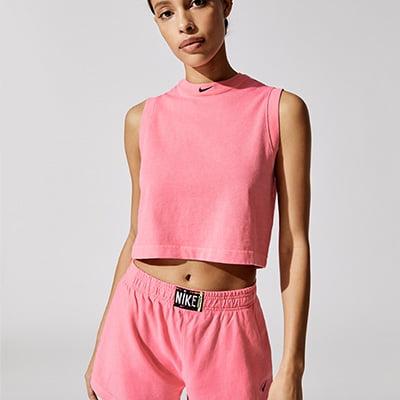 Nike Women's Sportswear Wash Tank Top