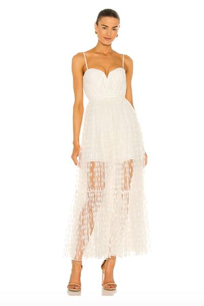 Sau Lee Belle Dress