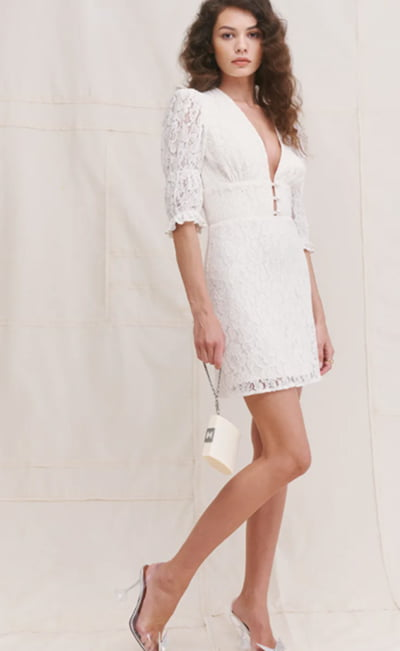 Turin Dress From Reformation