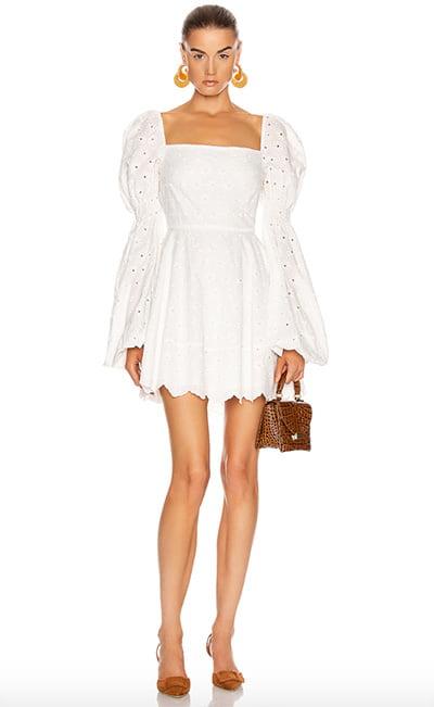 Wren Dress By Caroline Constas