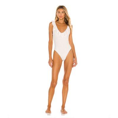 eberjey So Solid Loreta One-Piece Swimsuit