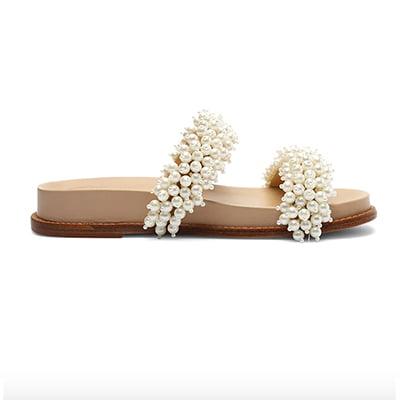 Alexandre Birman Constanza Embellished Sandals