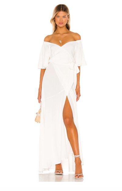 L*SPACE Panama Dress