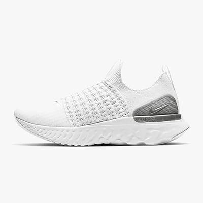 Nike React Phantom Run Flyknit 2 Slip-On Sneaker