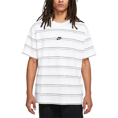 Nike Sportswear Oversized Striped T-Shirt