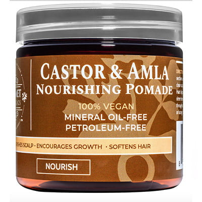 Qhemet Biologics Castor & Amla Nourishing Pomade