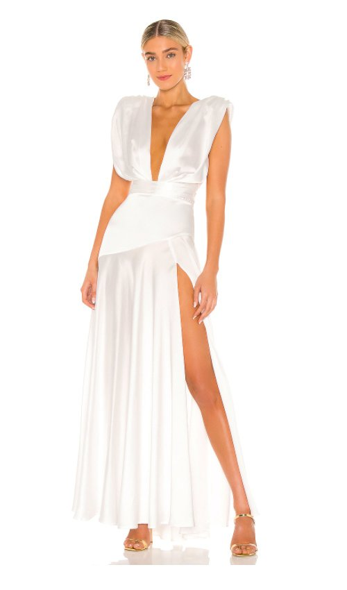 Bronx and Banco Romi Bridal Gown