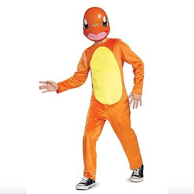 Children's Pokemon Charmander Costume