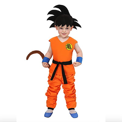 Dragon Ball Z Goku Toddler Costume