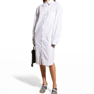 Dries Van Noten Dayley Midi Shirtdress