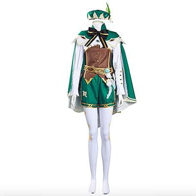Genshin Impact Venti Costume