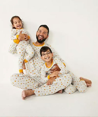 Jammies for Your Families Halloween Harvest Pajama Collection