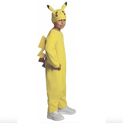 Pokemon Deluxe Children's Pikachu Costume
