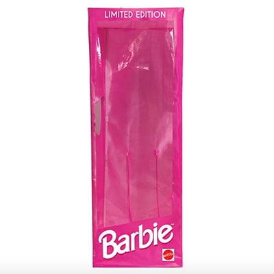 Rasta Imposta Pink Barbie Box Costume