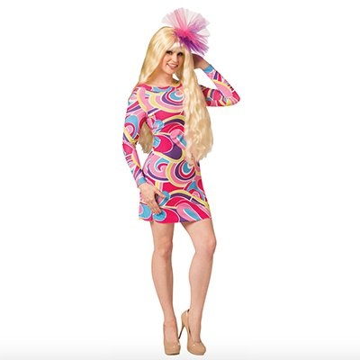 Rasta Imposta Totally Hair Women's Barbie Costume