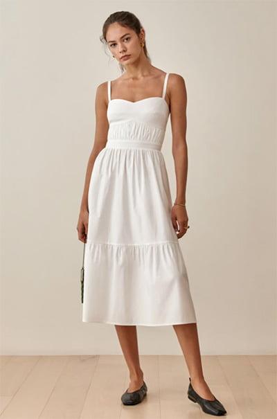 Reformation Lauretta Dress