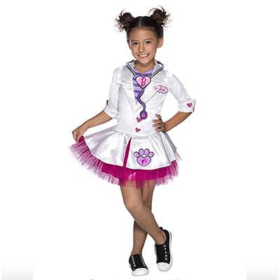 Rubie's Children's Barbie Pet Vet Costume