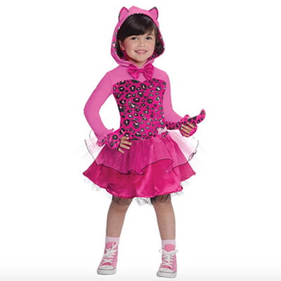 Rubie's Kitty Toddler Barbie Halloween Costume
