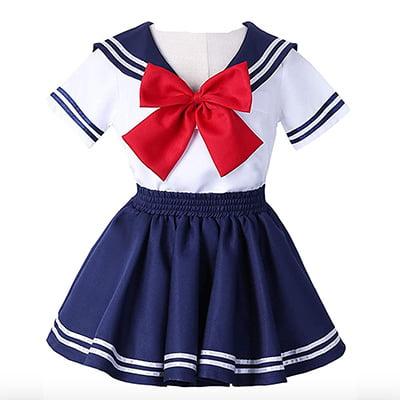 Sailor Moon Girl's Halloween Cosplay Costume