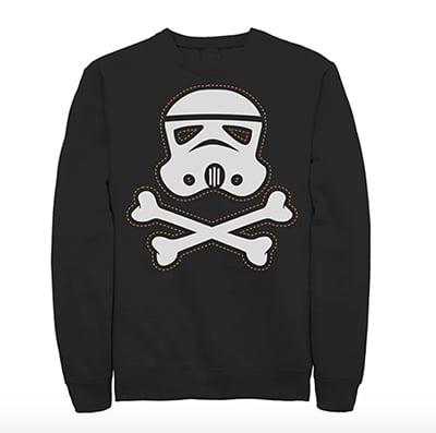Star Wars Stormtrooper Skull Sweatshirt