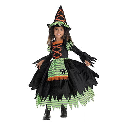Disguise Storybook Toddler Witch Costume
