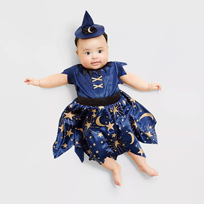 Hyde & EEK! Boutique Moonlight Witch Halloween Costume for Baby