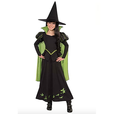 Rubie's Wizard of Oz Wicked Witch of the West Costume