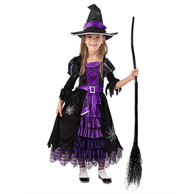 Spooktacular Creations Fairytale Witch Halloween Costume